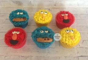 Cupcakes_Sesame_Street